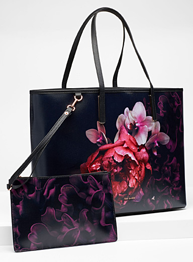 Sussan tote and clutch