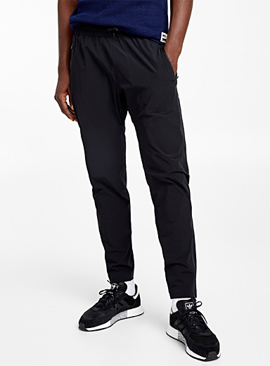 Techno nylon joggers