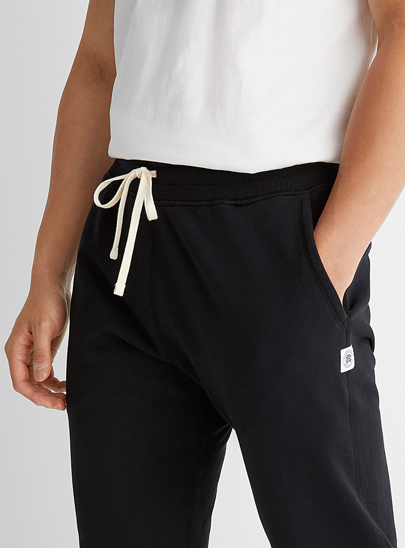 Reigning Champ Grey Terry-lined sweatpant for men