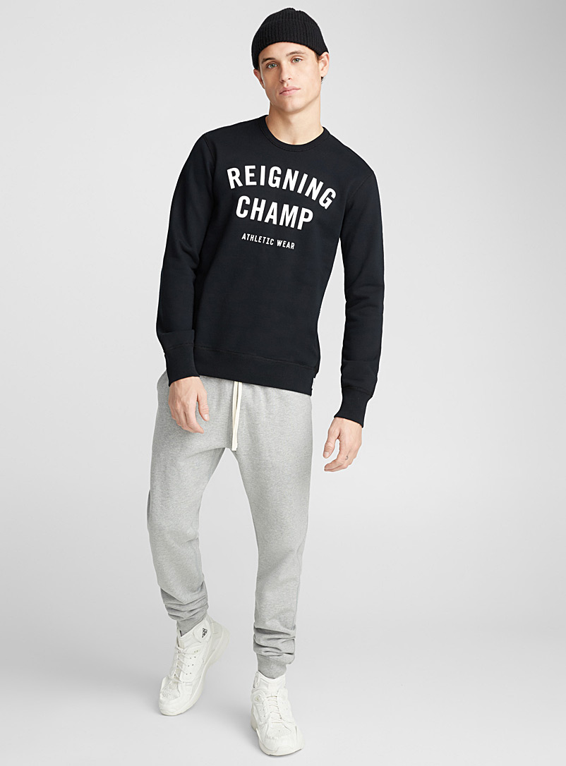 Reigning Champ Grey Champ sweatpant for men