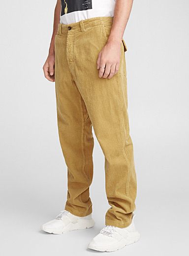 Field corduroy pant  Straight fit