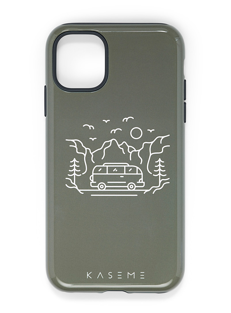 iPhone 11 logger case