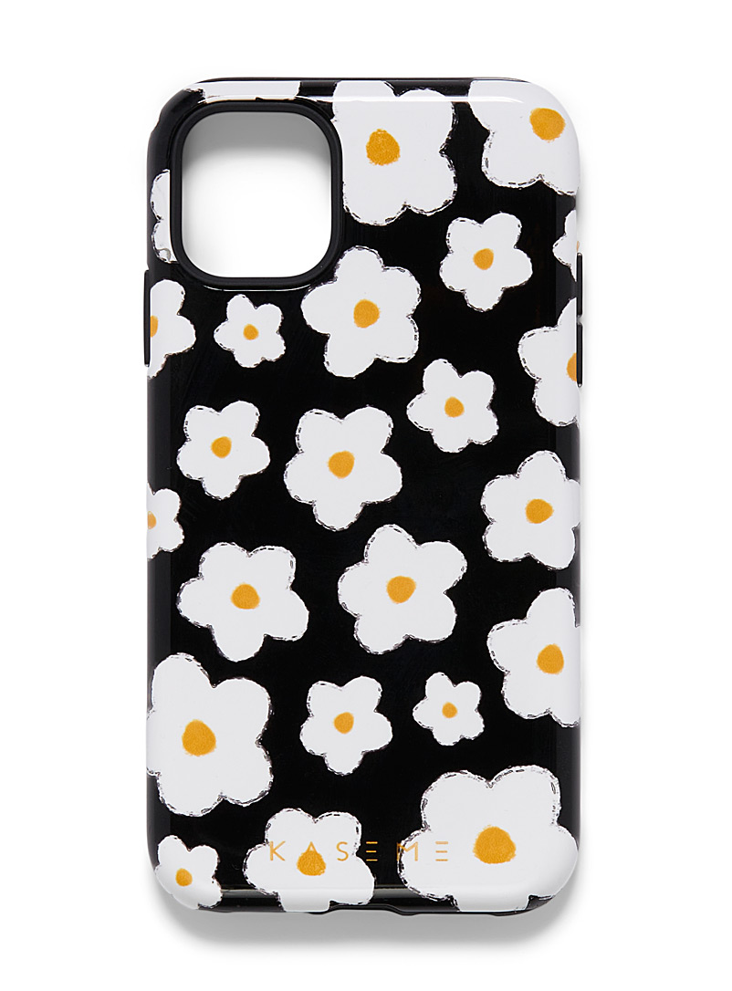 KaseMe Assorted Patterned case for iPhone 11 for women