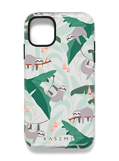 Patterned case for iPhone 11