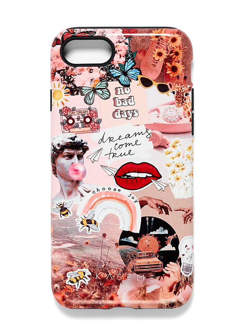 KaseMe Assorted Whimsical iPhone 7/8 case for women