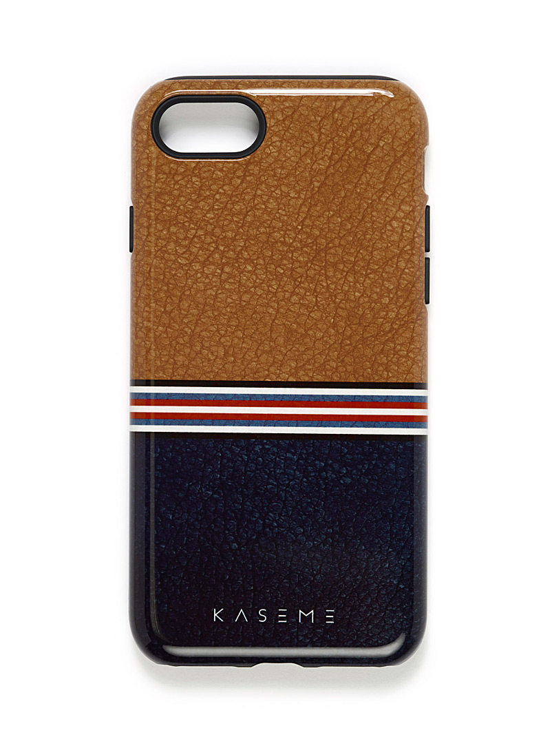 Whimsical iPhone 7/8 case - Phone cases - Brown