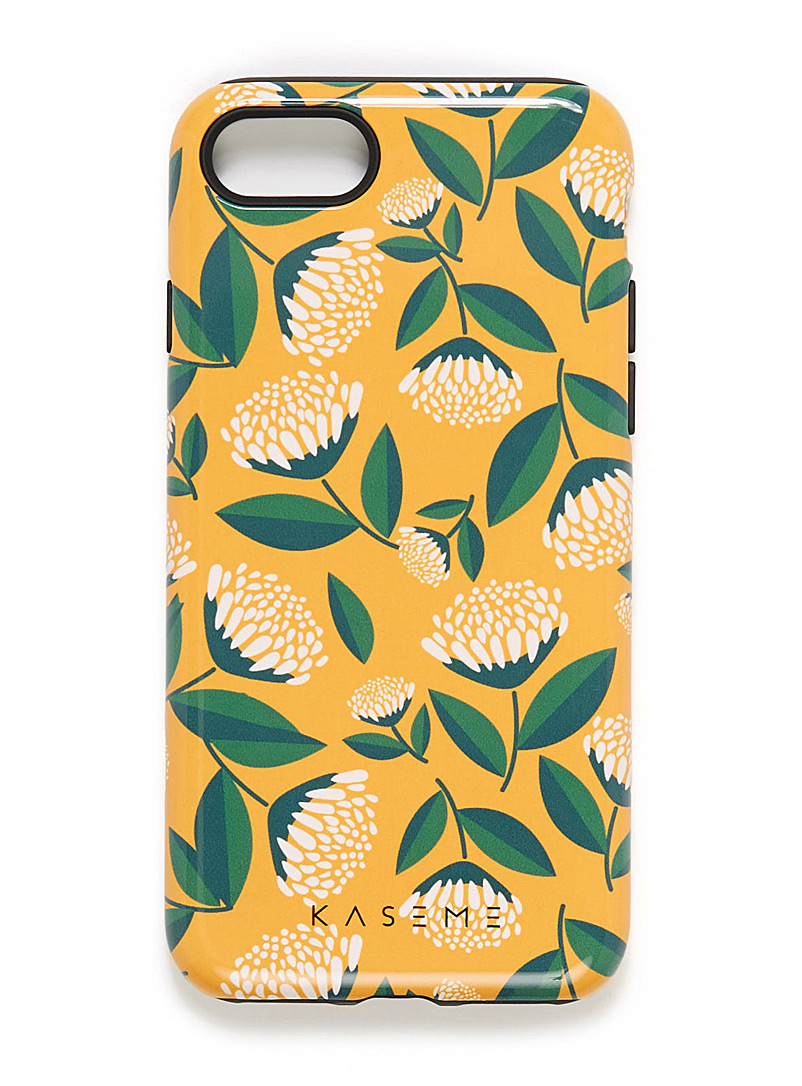 Whimsical iPhone 7/8 case - Phone cases - Golden Yellow