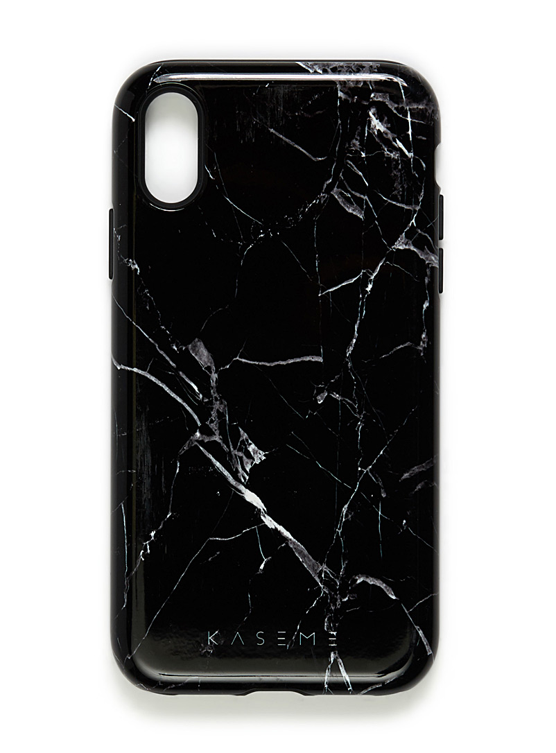 Spectacular nature iPhone X/XS case - Assorted Extras - Black