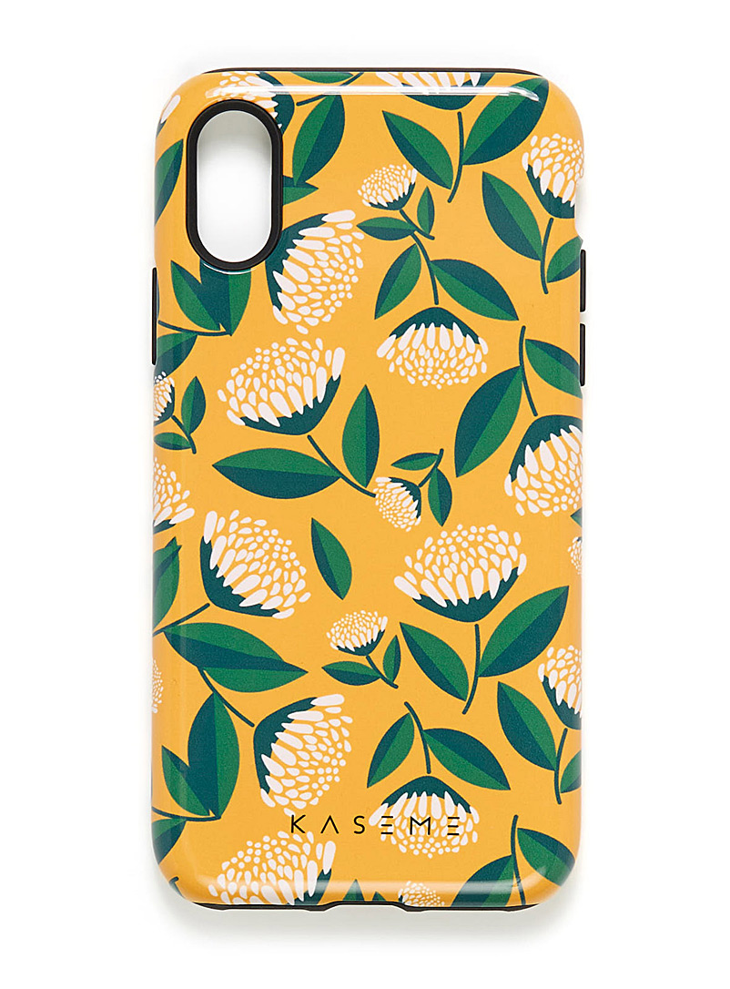 Spectacular nature iPhone X/XS case - Phone cases - Golden Yellow