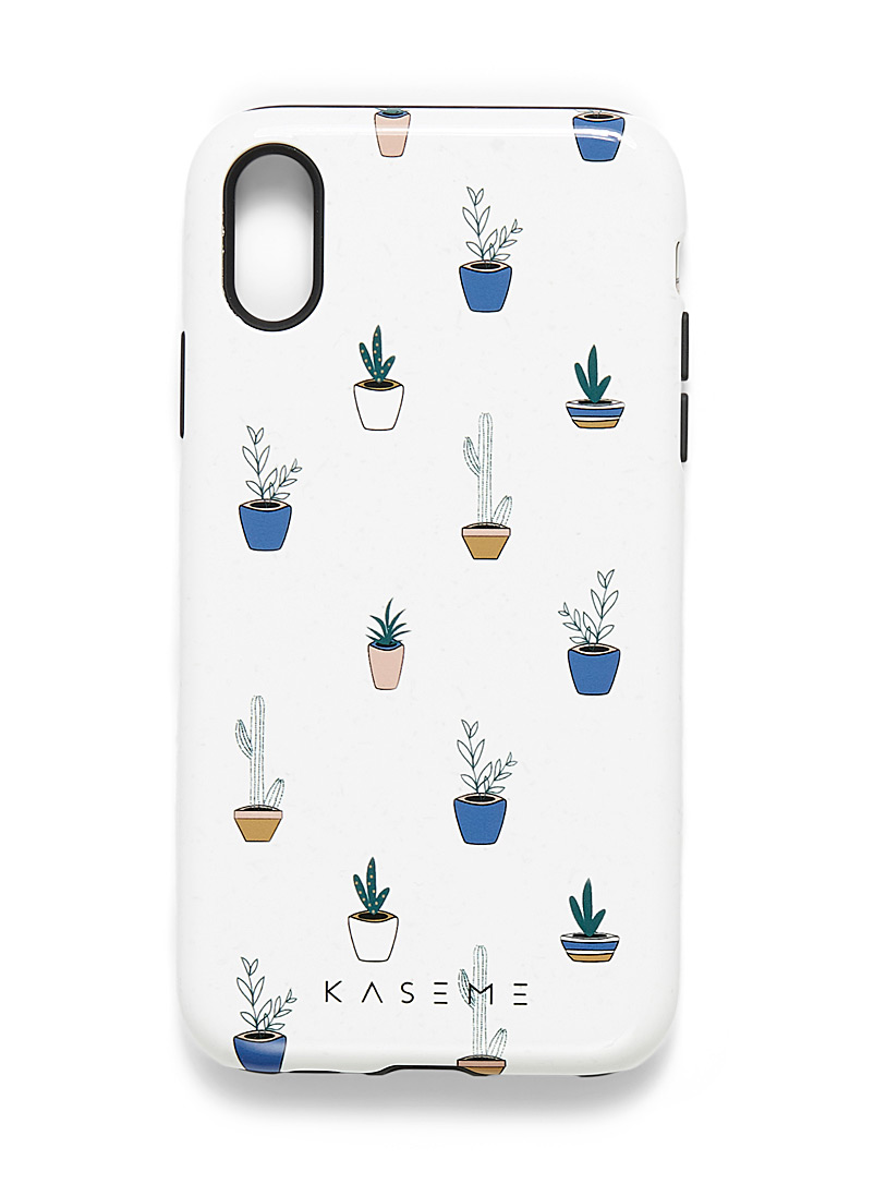Modern iPhone XR case - Phone cases - Assorted white