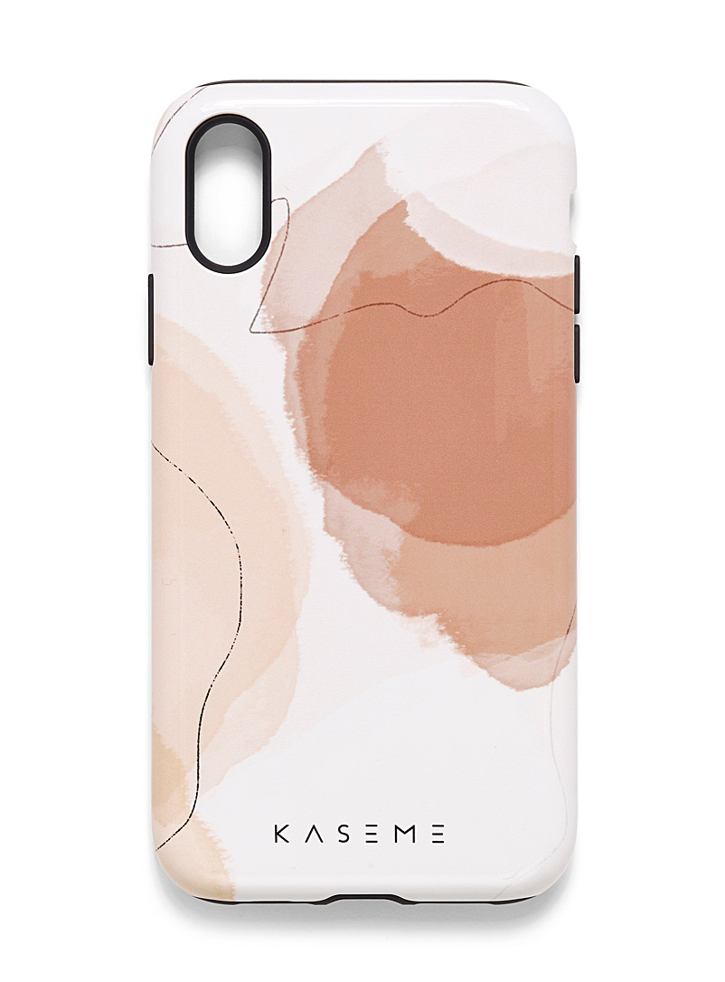 KaseMe Assorted  Modern iPhone XR case for women