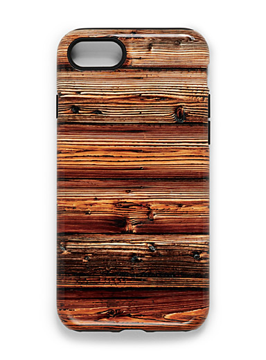 Round Wood iPhone 7/8 case