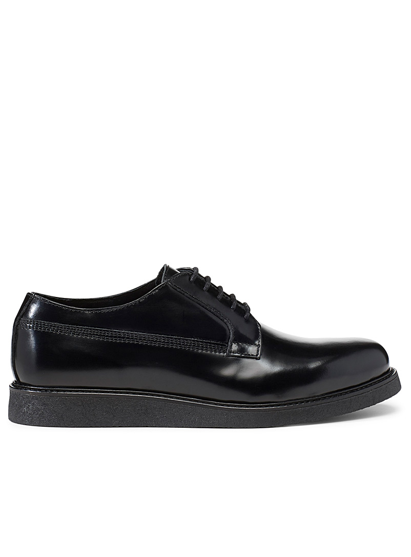 Modern derby shoes  Men