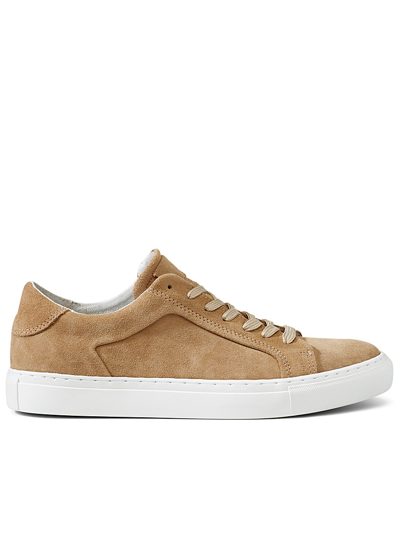 Simons Sand Essential suede sneakers  Men for men