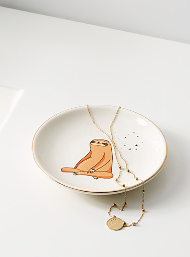 Dreamy sloth tray