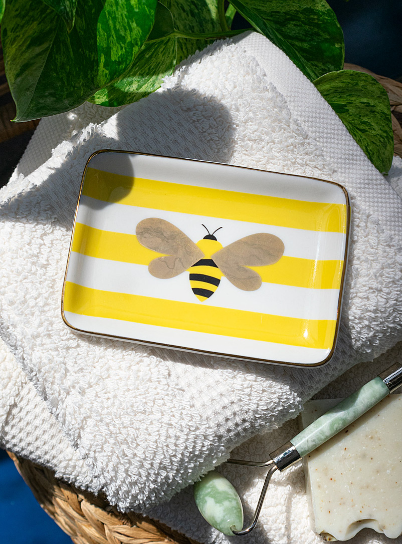 Little bee tray