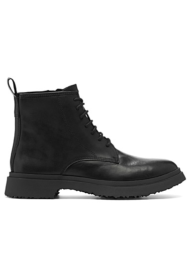 Walden leather lace-up boots  Men