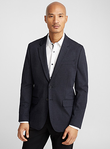 Comfortable stretch jacket  Slim fit