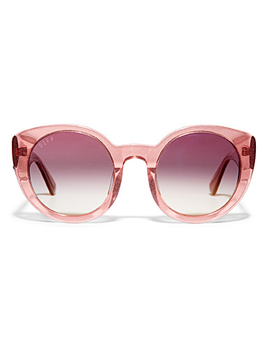 Luna cat-eye sunglasses