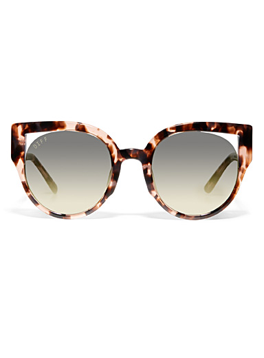 Penny cat-eye sunglasses