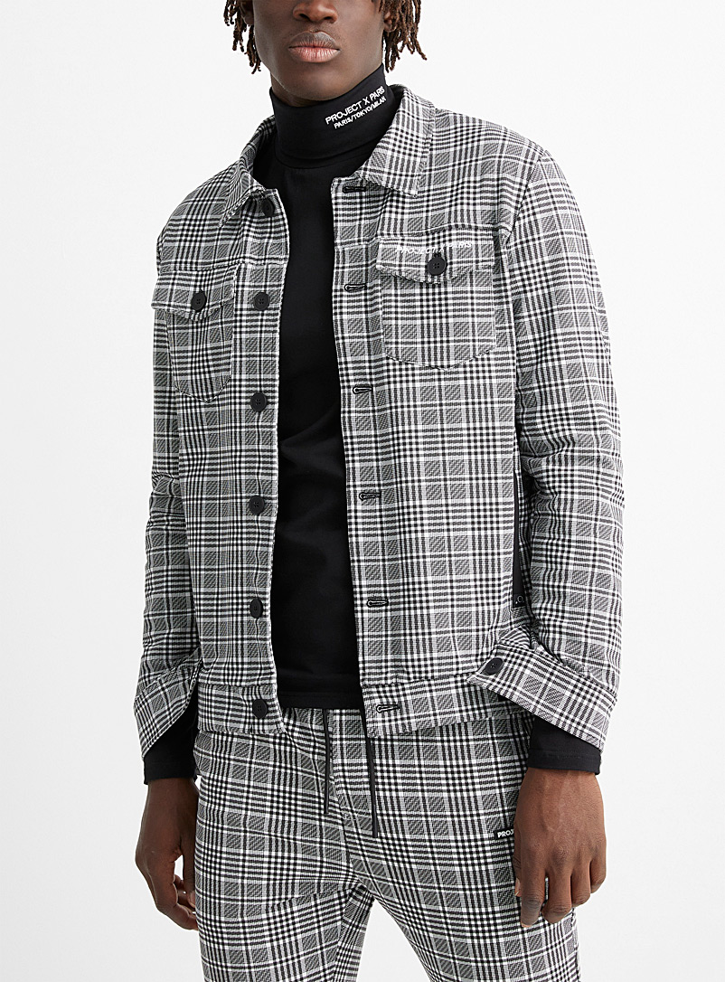 Prince of Wales overshirt