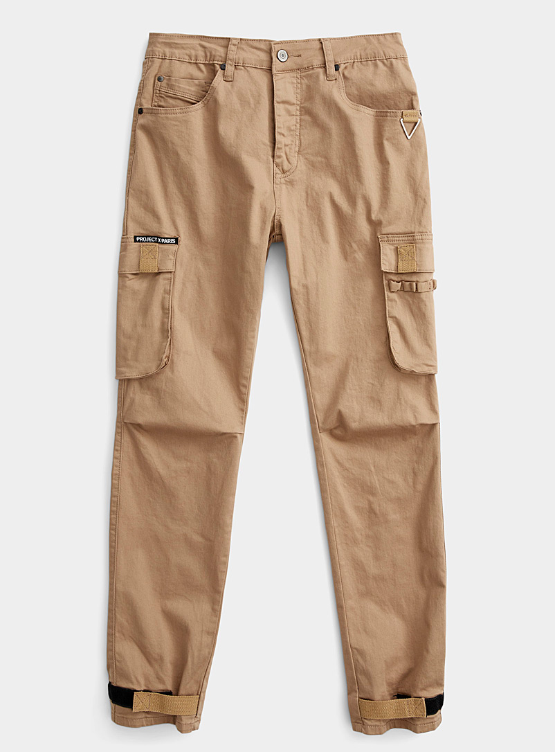 Project X Paris Honey Tactical cargo pant for men