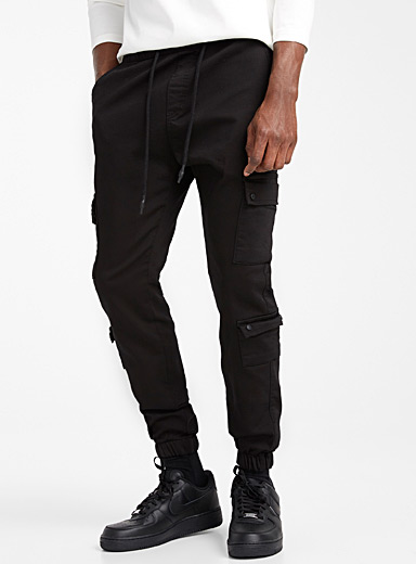 Stretch tactical joggers