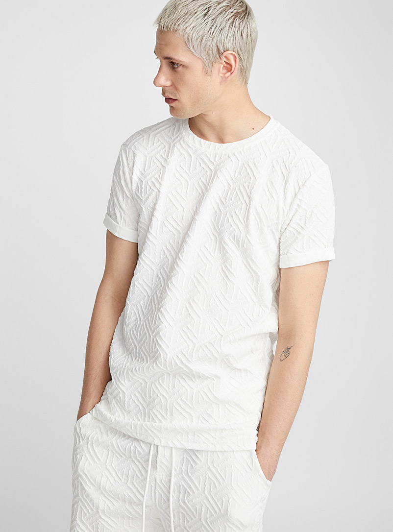 embossed-geometry-t-shirt