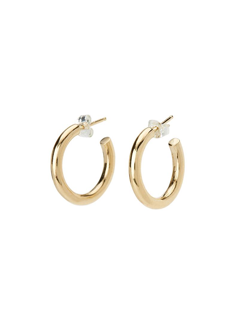 Gia hoop earrings - Designer Jewellery - Assorted