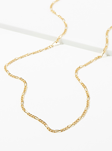 Le collier Mila or