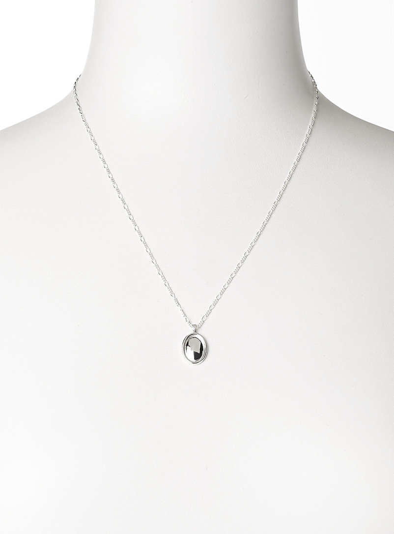 Le collier Theo - Colliers - Argent