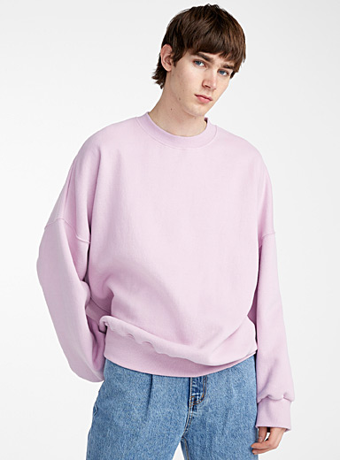 Le sweat pastel ample
