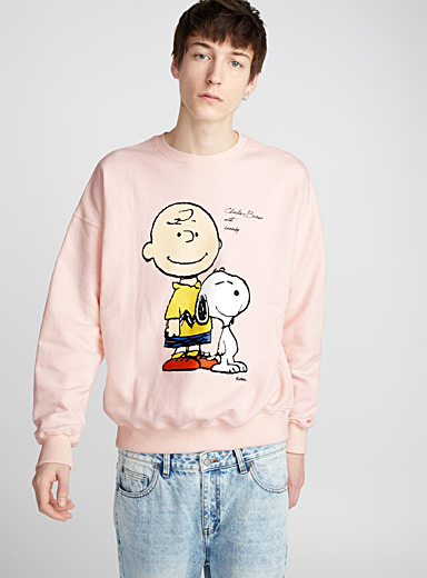 Le sweat Charlie et Snoopy