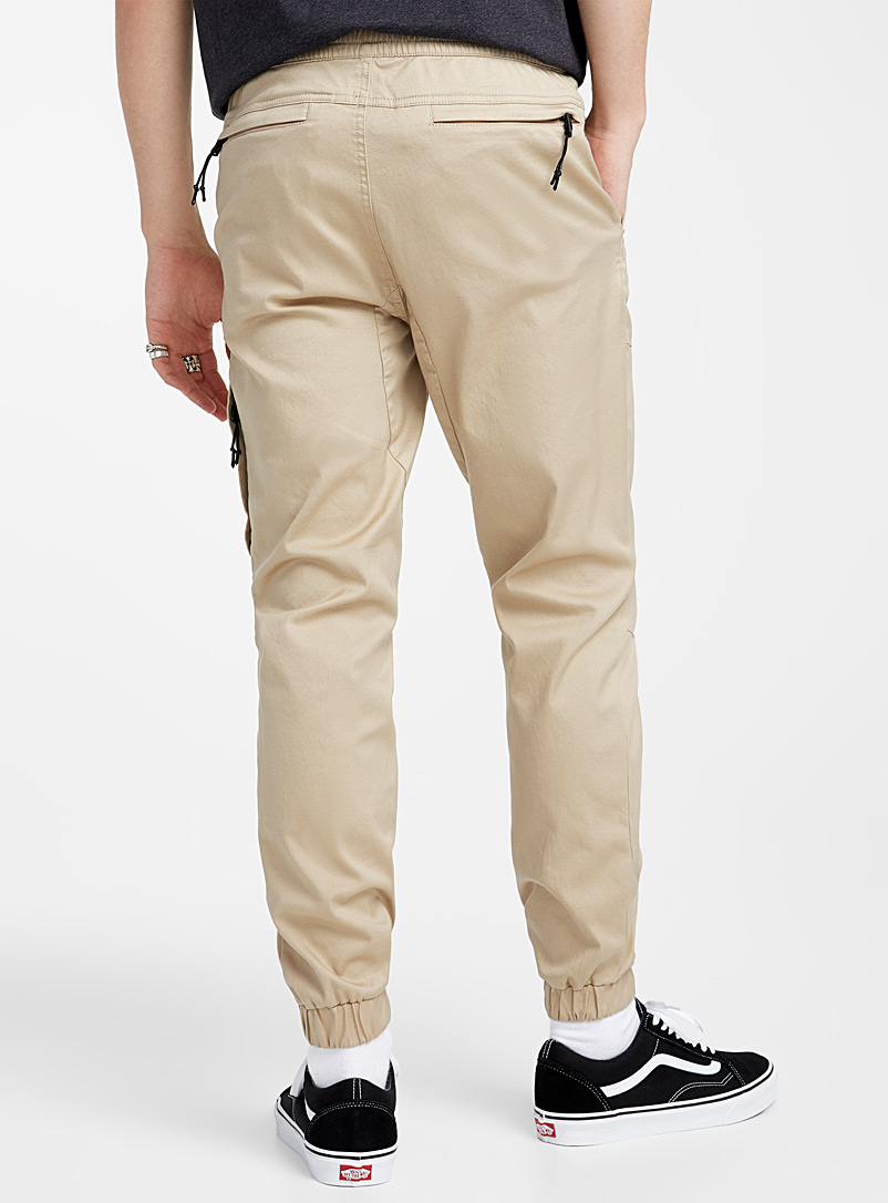 Djab Sand Organic cotton ergonomic joggers for men