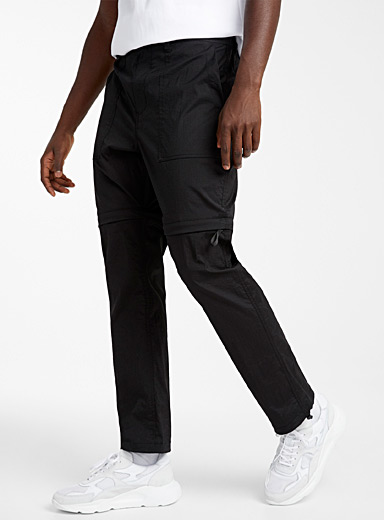Stretch nylon convertible pant