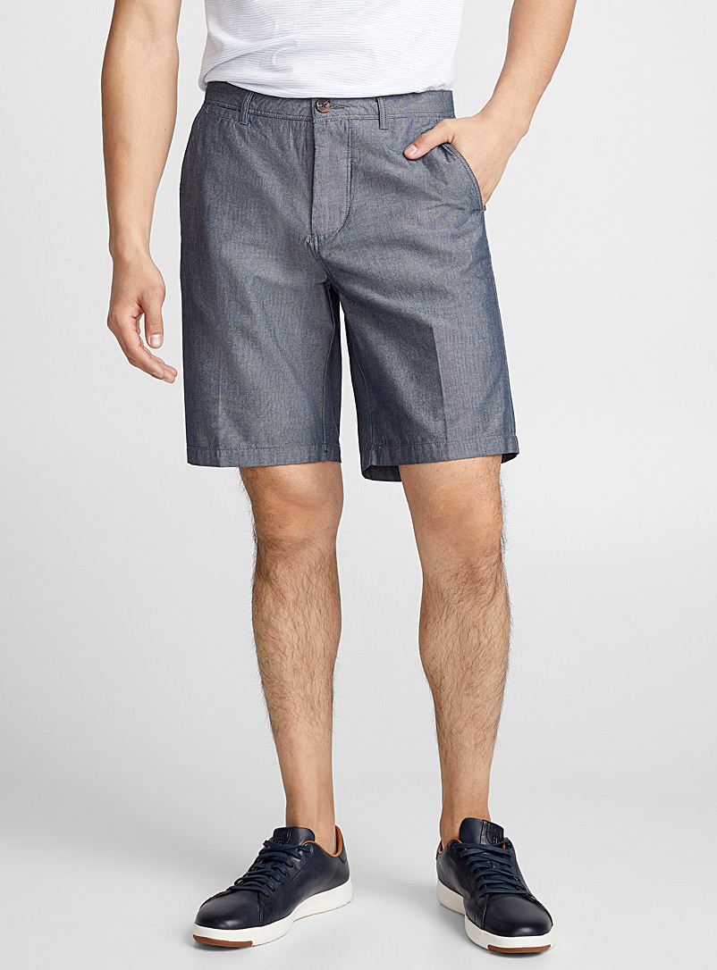 organic-cotton-chambray-bermudas