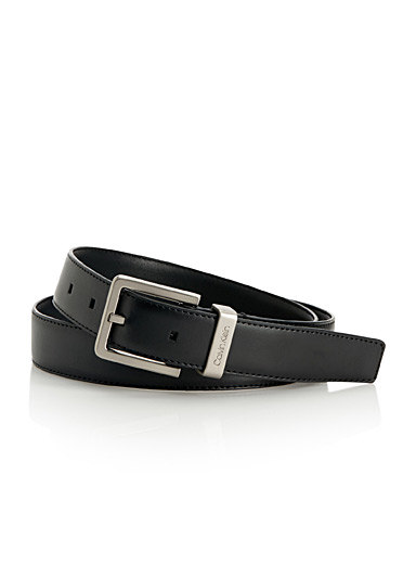 Contrast accent belt