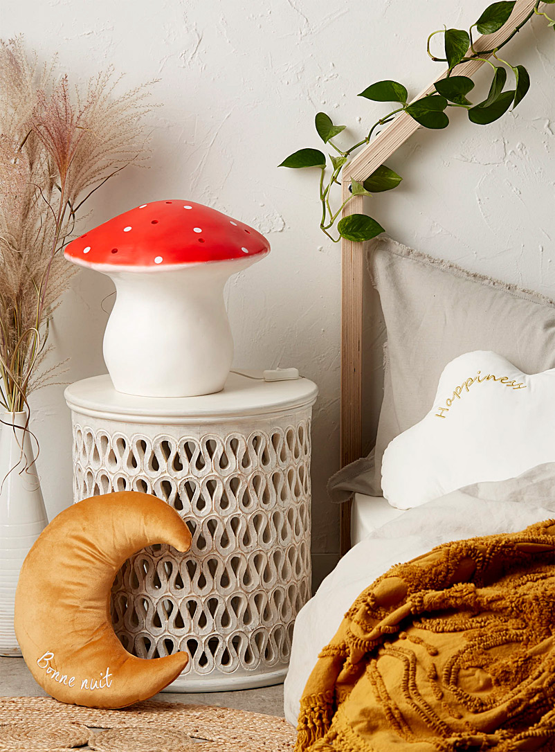 Egmont Red Red mushroom nightlight