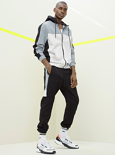 Modern block sweatpant