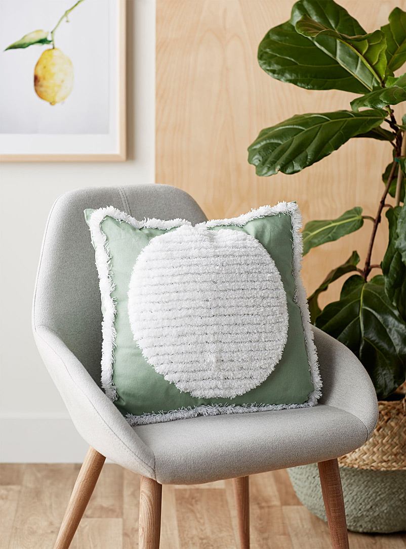 Simons Maison Assorted Zen garden cushion  45 x 45 cm
