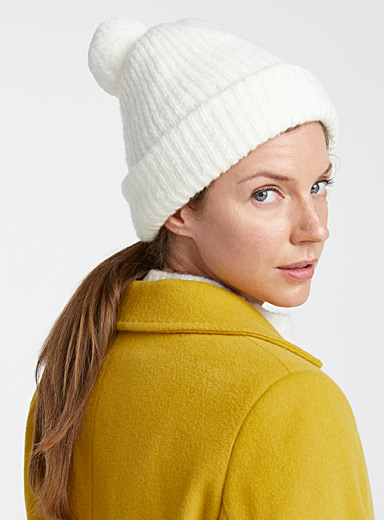 Convertible scarf tuque