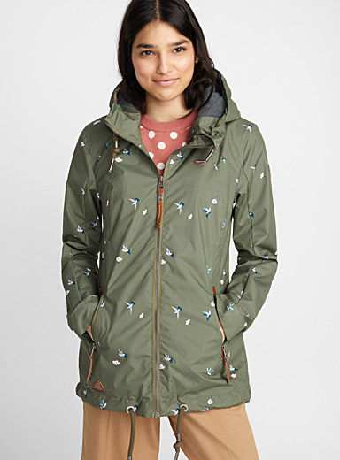 Mini hummingbird Zuzka parka