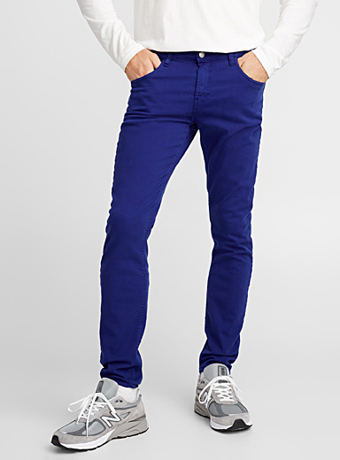 Coloured jean  Skinny fit