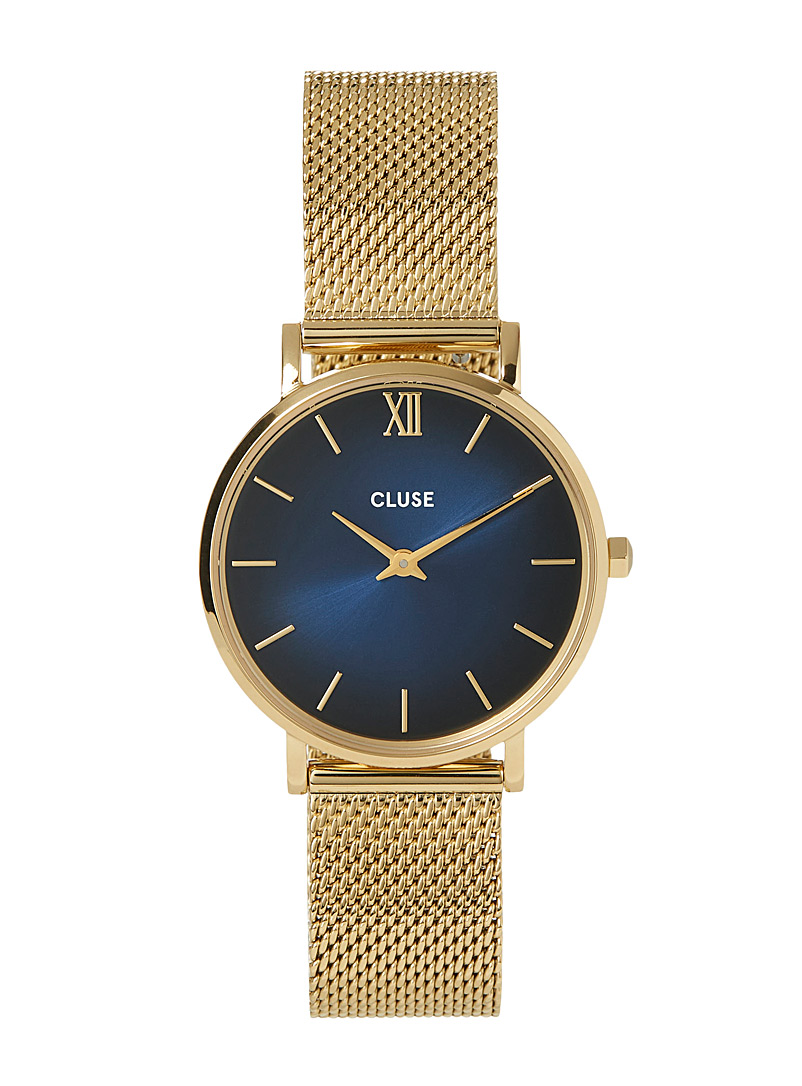 Cluse Assorted Minuit dark blue watch for women