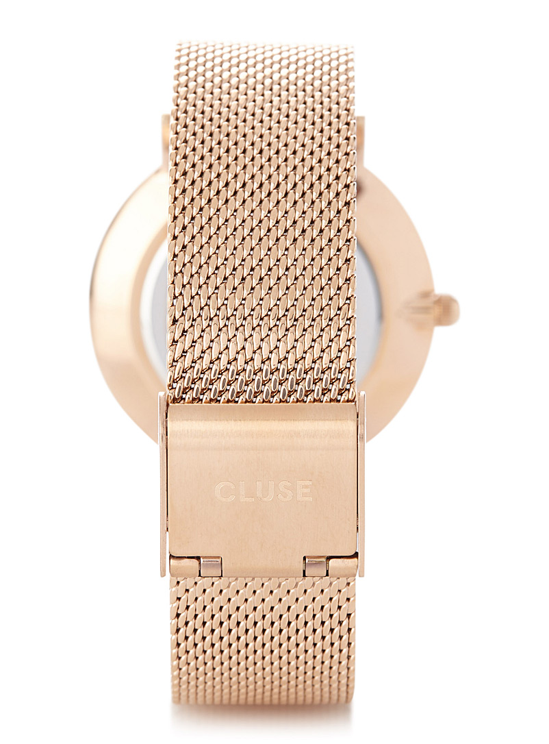Cluse Assorted Minuit metallic watch for women