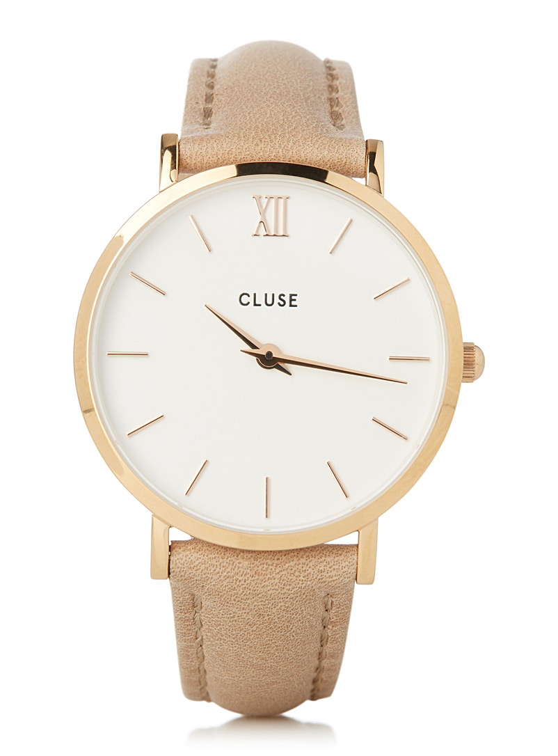 minuit-hazelnut-and-rose-gold-watch