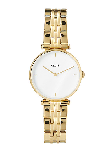 Cluse Assorted Triomphe chain strap watch for women
