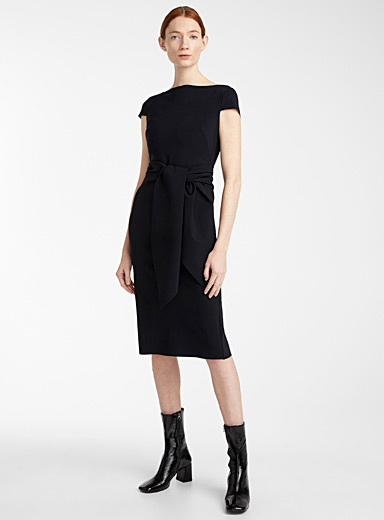 Greta Constantine Black Hanh dress for women