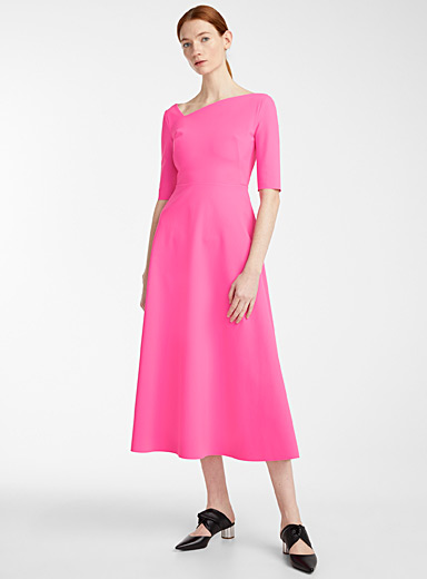 Greta Constantine Pink Agata dress for women