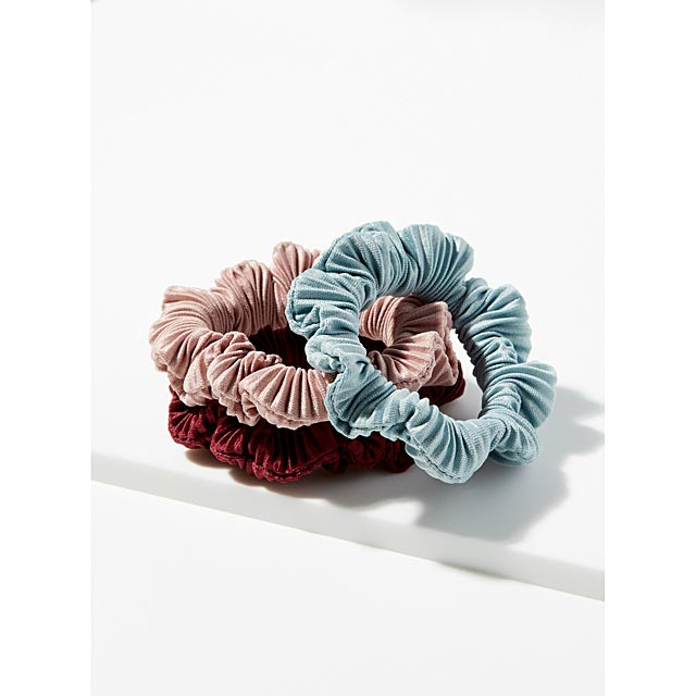 pleated-scrunchies-set-of-3